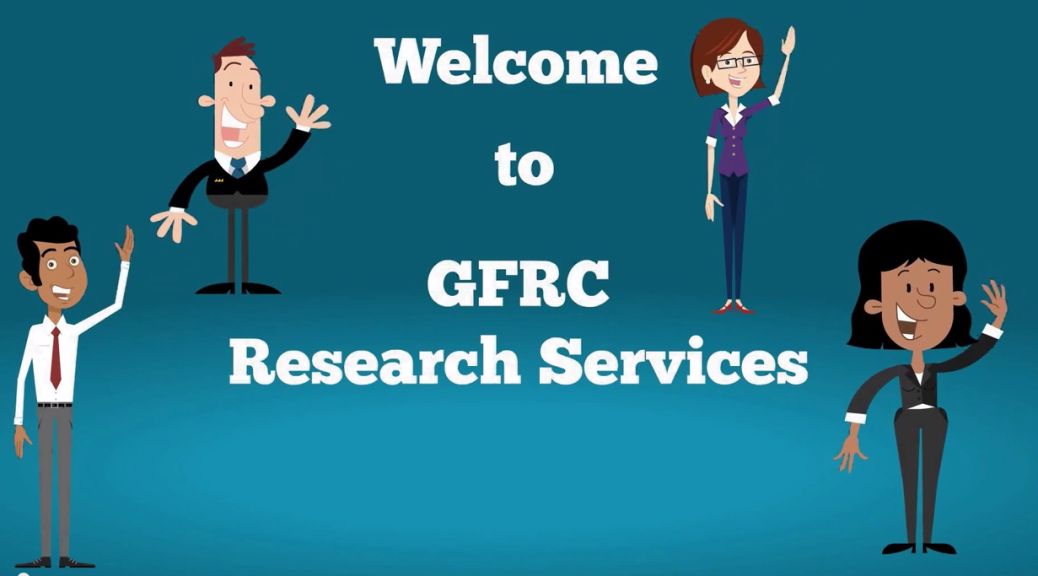 GFRC Research Services banner image