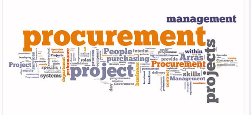 An image describing the procurement process